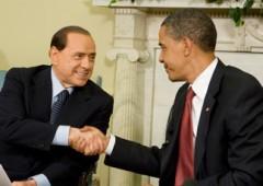 FACCIA A FACCIA OBAMA BERLUSCONI: «LEGAMI FORTI. ITALIA ALLEATO CRUCIALE»