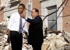 G8, BERLUSCONI: LA CRISI E' ORMAI ALLE SPALLE. VIA A REGOLE NUOVE E GLOBALI