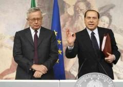 BERLUSCONI: OPPOSIZIONE ANTI-ITALIANA FA IL TIFO PER LA CRISI