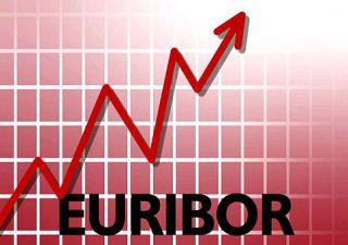 Tassi mutui ai minimi storici: Euribor - 0,079%