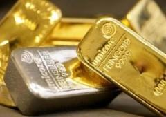 Wall Street accelera: oro da record, argento sfiora i $40