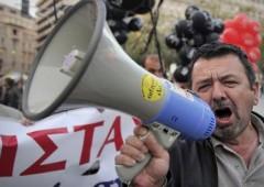 Grecia: non solo e' fallita, adesso c'e' lo sciopero generale