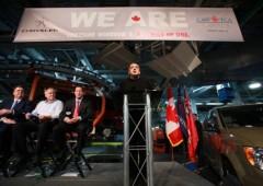 Fiat assumera' il controllo di Chrysler nel quarto trimestre