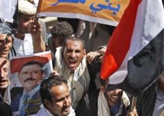 Yemen e Siria: spari sulla folla, e' una strage di manifestanti