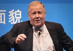 Jim Rogers: e' l'acqua il vero problema della Cina