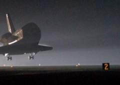 Shuttle Endeavour: ultimo atterraggio con Vittori a bordo