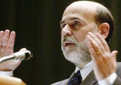 Bernanke: crescita Usa super-lenta e frustrante