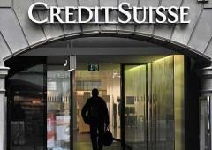 Evasione: dopo Ubs, inchiesta Usa anche su Credit Suisse