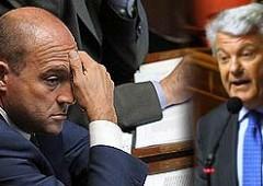 P4, una maggioranza trasversale vota sì all'arresto di Papa. Salvato il pd Tedesco, rissa al Senato