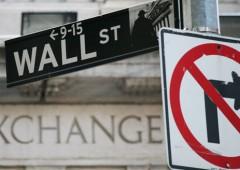 Wall Street -4,4%, altro scrollone e tensione alle stelle