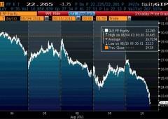 Francia: banche possiedono 50 miliardi in bond italiani e spagnoli