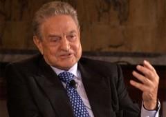 Soros: senza eurobond € spacciato