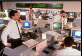 Wall Street chiude male, news negative dall'Europa