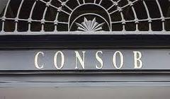 Consob: niente vendite allo scoperto fino a tutto settembre