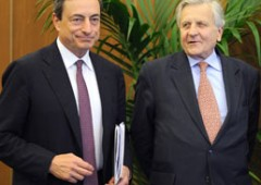 Trichet: Italia non si illuda, austerità non è finita