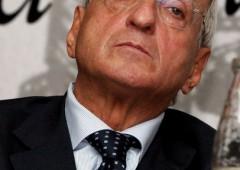 Debito pubblico, La Malfa: l'unica soluzione per ridurlo e' vendere i beni del patrimonio di stato