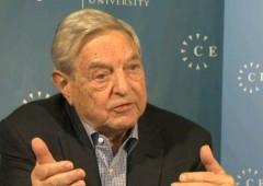 """Soros: """"L'Europa ha un bazooka e deve poterlo usare"""""""