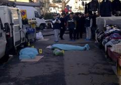 Terrore a Firenze, fa strage di senegalesi e si uccide