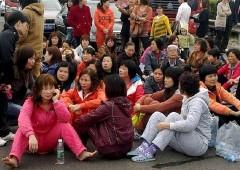 Cina: Wukan ancora occupata. E la protesta si allarga