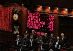 Salvi gli stipendi da record per i parlamentari italiani
