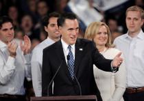 Mitt Romney: bis di vittorie per il miliardario anti-europeista