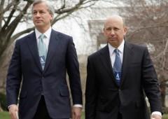 JP Morgan e Goldman puntano su un rimbalzo dei mercati azionari