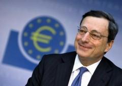 Draghi: sui mercati si intravedono i benefici dell'operazione a 3 anni Bce