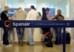 Spanair non vola più: alert per le compagnie aeree in Europa