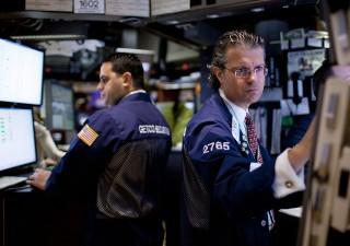 Wall Street in rosso, sopra i minimi intraday. Giu' il petrolio