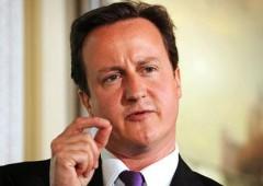 Cameron difende le aziende: creare ricchezza non è anti-sociale
