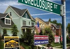 Tsunami case pignorate nel mercato immobiliare Usa. Prezzo visto -10%