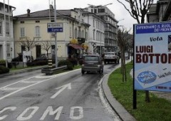 Candidato italiano sconfina in Ticino: a caccia dei voti dei frontalieri