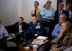 Per la prima volta telecamere nella Situation Room della Casa Bianca