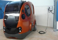 L'auto ad aria e' pronta: costera' un euro ogni 100 chilometri