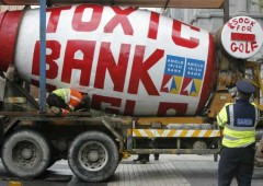 Banche Ue, arriva altra droga per i drogati