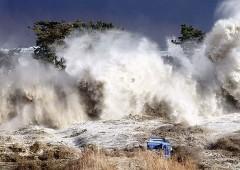 Tsunami in Giappone ha alzato il Mar Mediterraneo di 15 cm