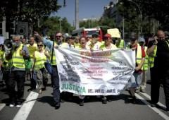 Pensionati spagnoli alle banche: vogliamo i soldi indietro