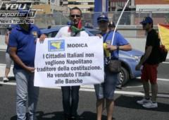 Movimento dei Forconi sbarca in Calabria: presidi e blocchi stradali