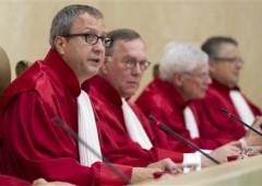 Germania: si va verso la bocciatura dell'ESM, sentenza tra 3 mesi