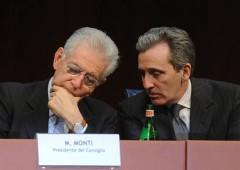 Grilli: per ridurre il debito, vendite di beni per 15-20 miliardi l'anno