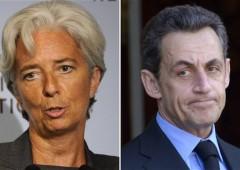 Sarkozy e Lagarde coinvolti in un nuovo scandalo di corruzione