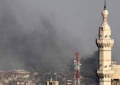 Siria: ribelli pronti ad attaccare tv di Stato. Moglie Assad in Russia
