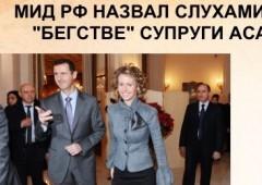 Siria: al-Assad è pronto a lasciare, secondo la diplomazia russa