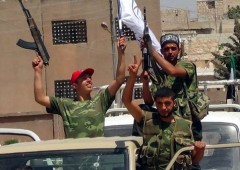 Global Alert: Siria attacca postazione militare della Giordania