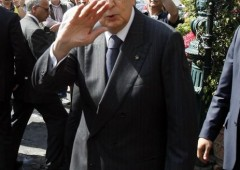 Spaccatura istituzionale: Napolitano contro i giudici anti-mafia di Palermo