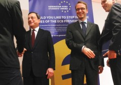 Bce: tutti i retroscena della lotta Draghi-Weidmann