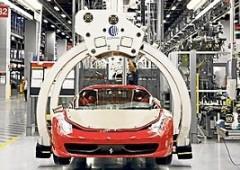 Italia: produzione industria crolla -8,2%