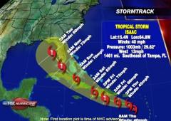 Uragano si abbatterà sulla convention Repubblicana
