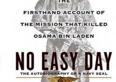 """L'11 settembre il libro """"Vi racconto come ho ucciso Osama bin Laden"""""""