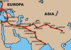 Commercio nella Via della Seta: la Cina preme per la riapertura